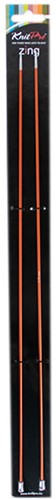 KnitPro Zing Stricknadel 40cm 2.75mm