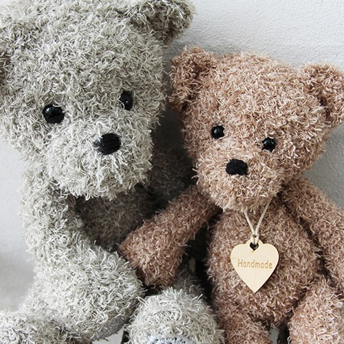 Häkelanleitung Teddy Freunde Go Handmade