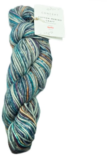 Cotton-Merino Craft Pullover Strickpaket 1 XXL
