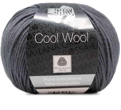 Lana Grossa Cool Wool 2064 Gray
