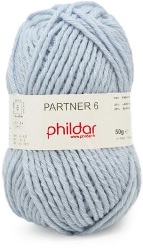Phildar Partner 6 1367 Ciel