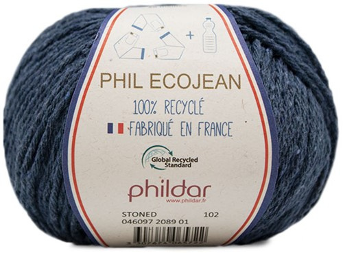 Phildar Phil Ecojean 2089 Stoned