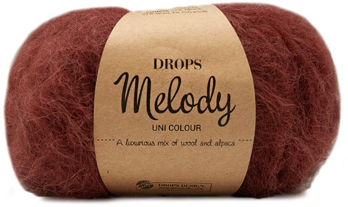 Drops Melody Uni Colour 20 Grape