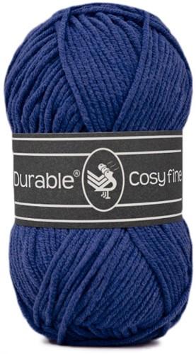 Durable Cosy Fine 2103 Cobalt