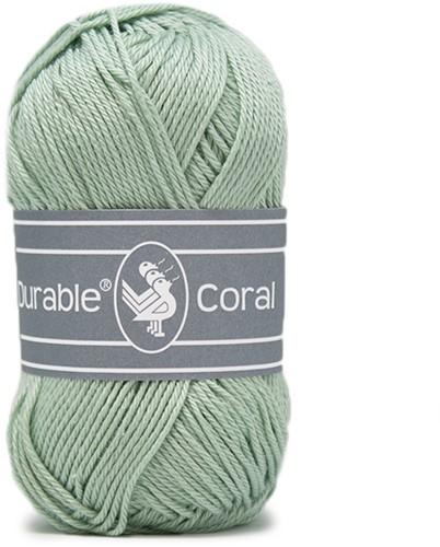Durable Coral 2137 Vintage Mint