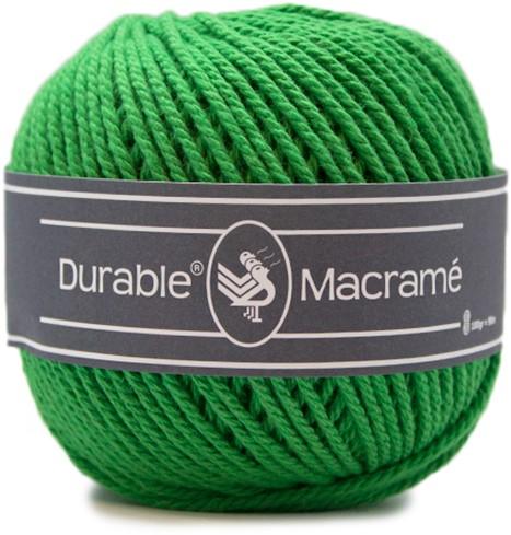 Durable Macramé 2147 Bright-Green