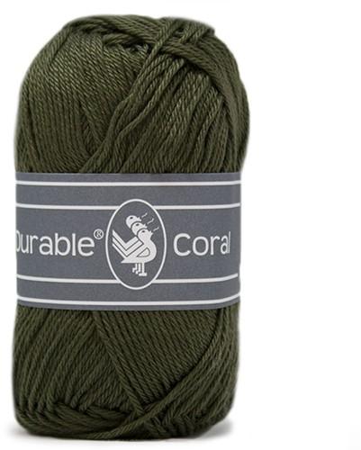 Durable Coral 2149 Dark Olive