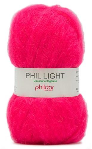 Phildar Phil Light 2149 Fuchsia