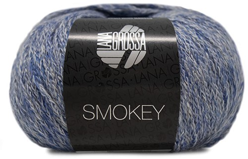 Lana Grossa Smokey 215 Jeans / Light Grey
