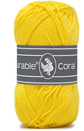 Durable Coral 2180 Bright Yellow
