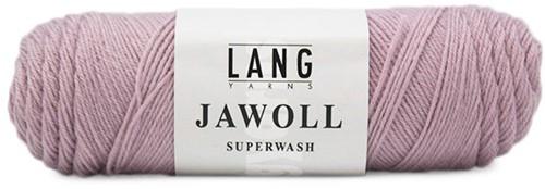 Lang Yarns Jawoll Superwash 219 Rosa