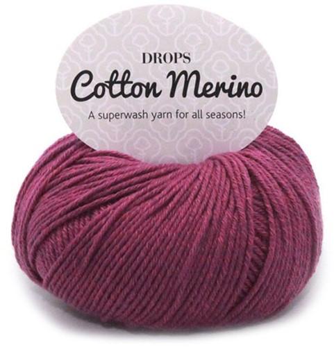 Drops Cotton Merino Uni Colour 21 Erika