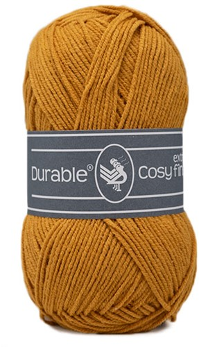 Durable Cosy Extra Fine 2211 Curry