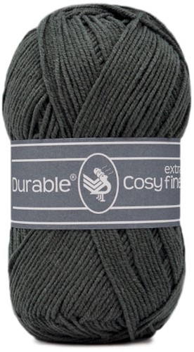 Durable Cosy Extra Fine 2237 Charcoal