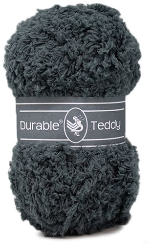Durable Teddy 2237 Charcoal
