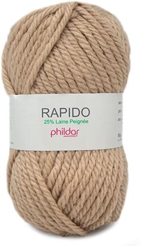 Phildar Rapido 2264 Chamois