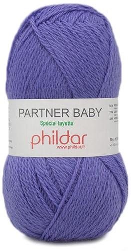 Phildar Partner Baby 2297 Bleuet