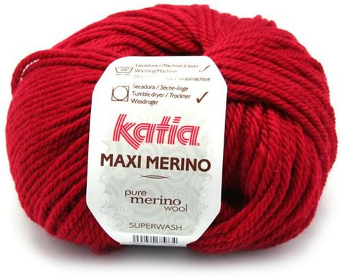 Katia Maxi Merino 22 Maroon