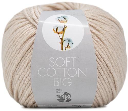 Lana Grossa Soft Cotton Big 22 Beige