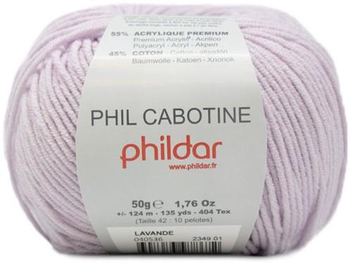 Phil Cabotine Kinderjacke Strickpaket 2 10 Jahre Lavande