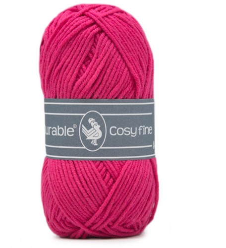 Durable Cosy Fine 237 Fuchsia