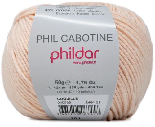 Phildar Phil Cabotine 2464 Coquille