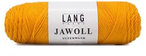 Lang Yarns Jawoll Superwash 249 Golden