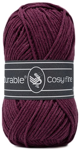 Durable Cosy Fine 249 Plum