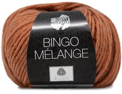Lana Grossa Bingo Melange 253 Caramel Mottled