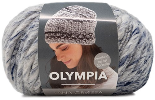 Lana Grossa Olympia Denim 254