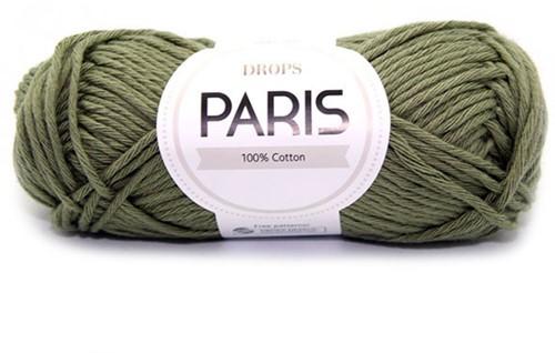 Drops Paris 25 Moosgrün