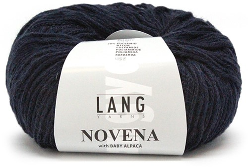 Lang Yarns Novena 25 Navy