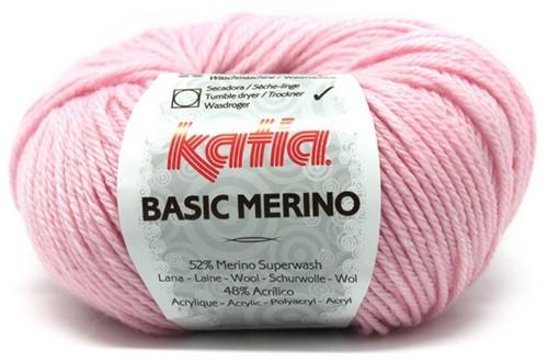 Katia Basic Merino 25 Rose