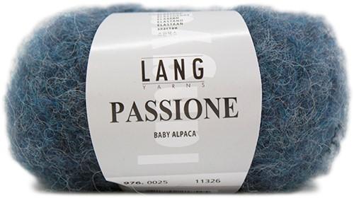 Lang Yarns Passione 25 Navy