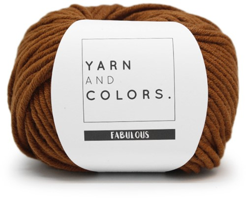 Yarn and Colors Loose Fit Jumper Strickpaket 4 L