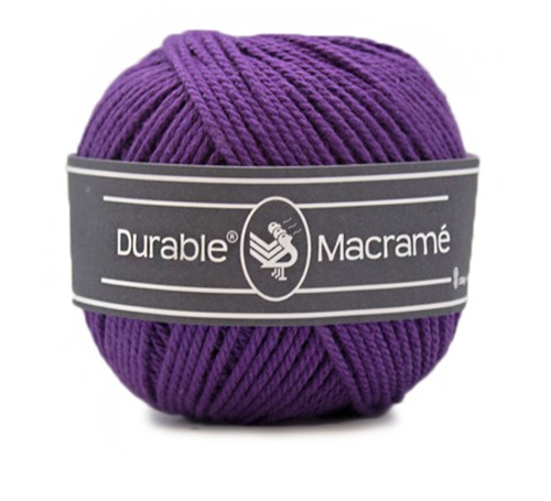Durable Macramé 271 Violet