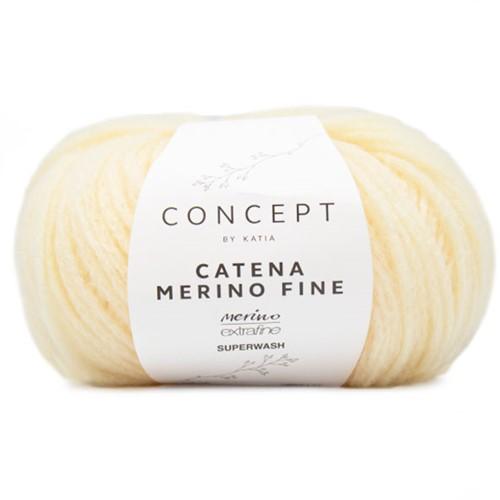 Katia Catena Merino Fine 278 Light yellow