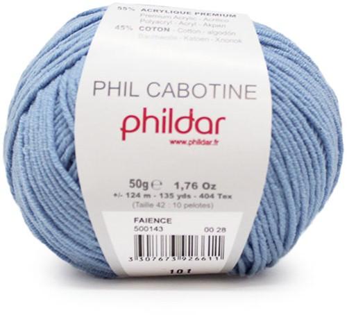 Phildar Phil Cabotine 1004 Faience