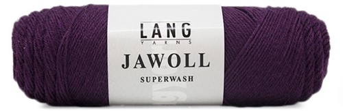 Lang Yarns Jawoll Superwash 290 Eggplant