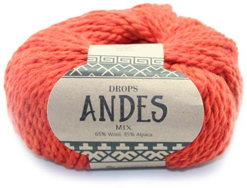 Drops Andes Mix 2920 Orange
