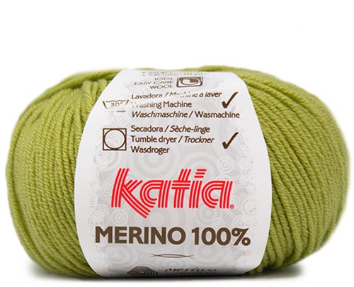 Katia Merino 100% 29 Pistachio
