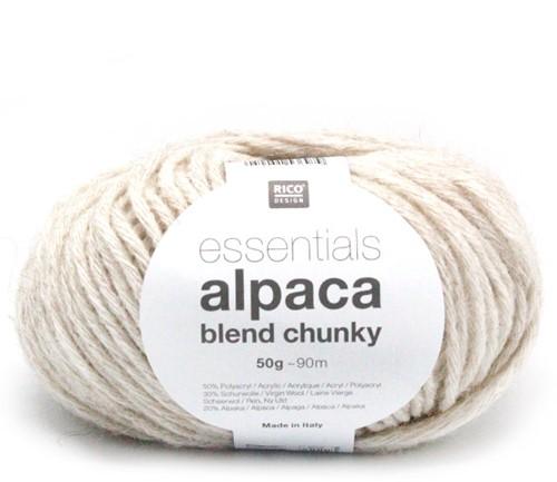 Rico Essentials Alpaca Blend Chunky 2 Beige