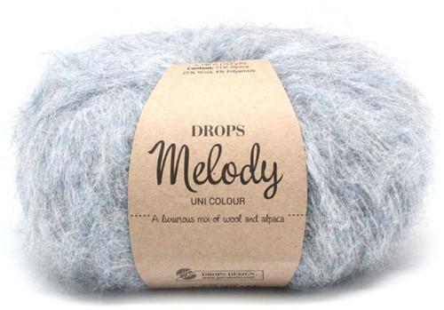 Drops Melody Uni Colour 02 Fog