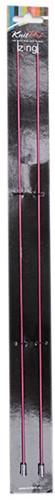 Knitpro Zing Stricknadeln 40cm 2mm