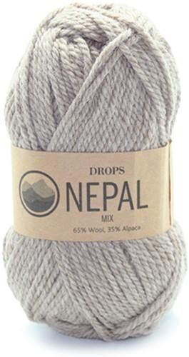 Drops Nepal Mix 300 Beige