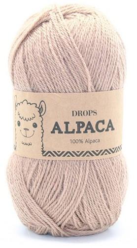 Drops Alpaca Uni Colour 302 Camel