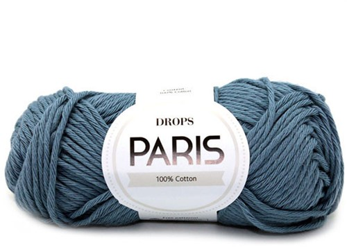Drops Paris 30 Jeansblau