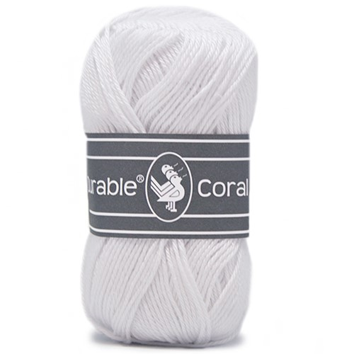 Durable Coral 310 White