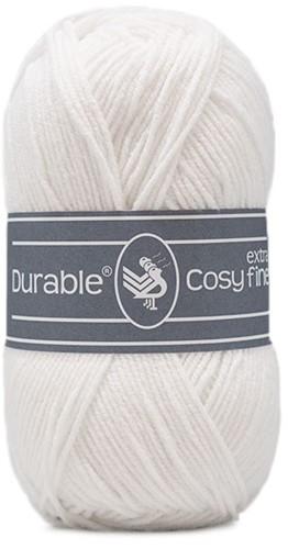Durable Cosy Extra Fine 310 White