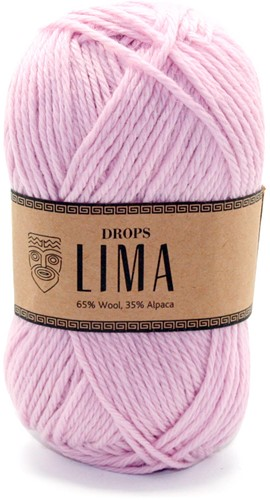 Drops Lima Uni Colour 3145 Puderrosa
